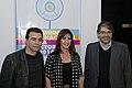 Hamawi recibió el Premio Radio Nacional a la Trayectoria 2014 (14871630539).jpg