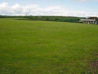 Broadhalfpenny Down Historic cricket ground in Hambledon, Hampshire