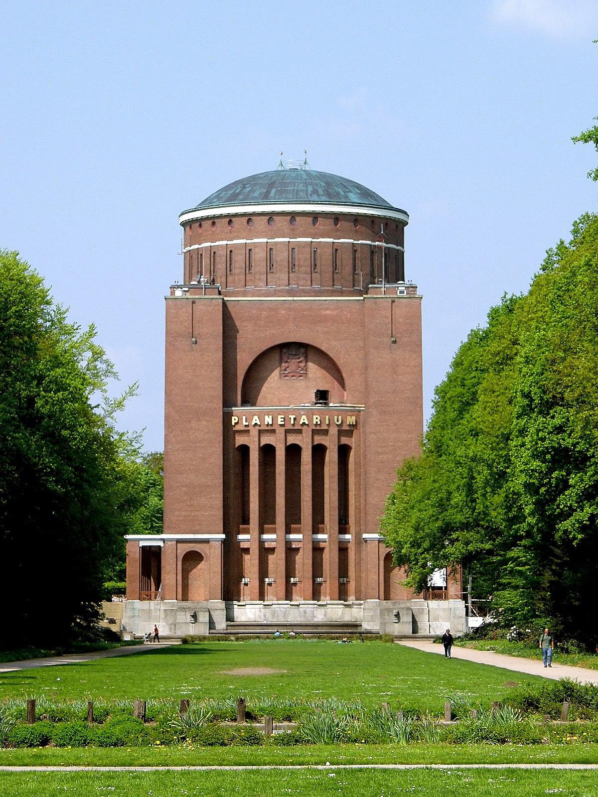 Planetarium Hamburg Wikipedia