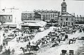 Hamilton Market, Looking East at City Hall Before 1888 (14001037677).jpg