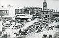 Hamilton Market, Looking East at City Hall Before 1888 (14001037677).jpg