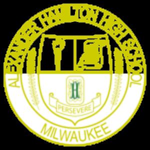 Alexander Hamilton High School (Milwaukee) - Image: Hamlogo