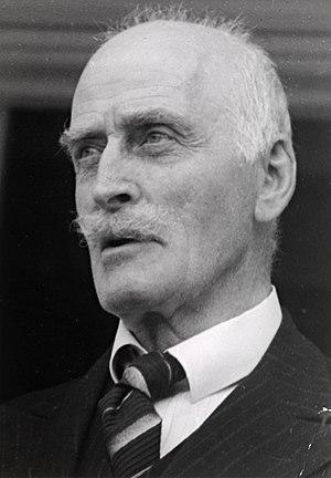 Knut Hamsun - Knut Hamsun in July 1939, at the age of 79.