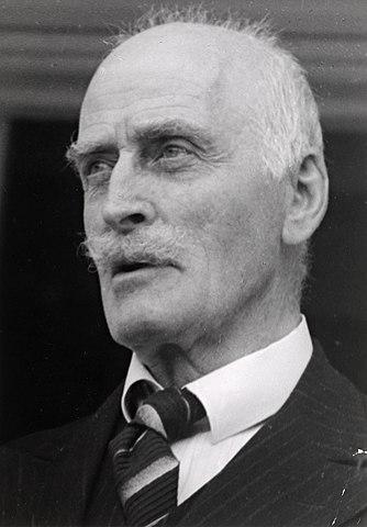 Гамсун в 1939 году.