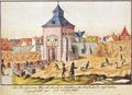 Hanau Neustadt - Steinheimer Tor (1806).png