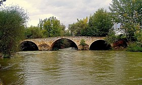Hancalar Bridge BMenderesRiver Cal Denizli Turkey.JPG