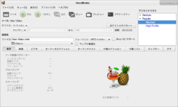 HandBrake v0.10.1 for Linux