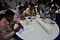Hands-on Session - International Capacity Building Workshop on Innovation - NCSM - Kolkata 2015-03-26 4223.JPG