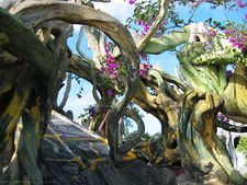 Mystical Fairy Decorated Cake