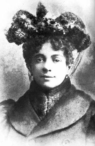 Hannah Chaplin - Hannah Chaplin c. 1885