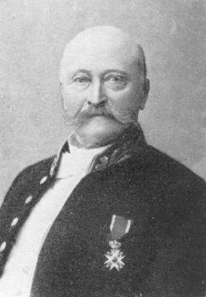 Hans Christian Albert Hansen - Hans Christian Albert Hansen