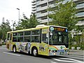 Hanshin Bus 20-121 near JR Tsukaguchi Station.jpg