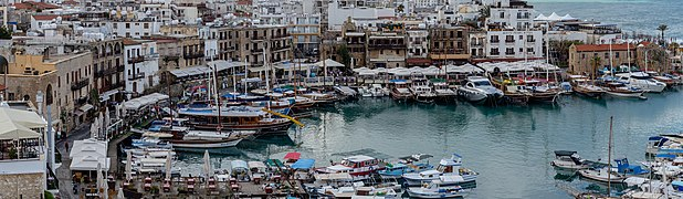 Harbour, Kyrenia, Northern Cyprus.jpg
