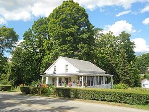 Harford Township, Susquehanna County, Pennsylvania - Image: Harford Susque Co PA house