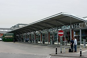 Harlow - Harlow Bus Station