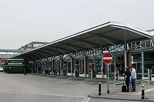 Harlow - Harlow Bus Station