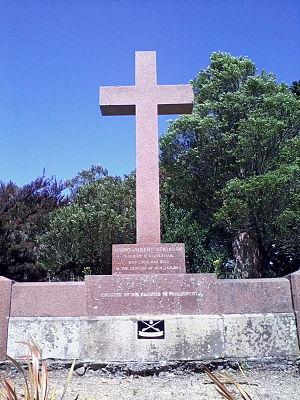 Harry Atkinson - Harry Atkinson's grave in Karori Cemetery.