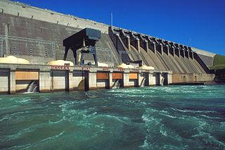 Hartwell Dam