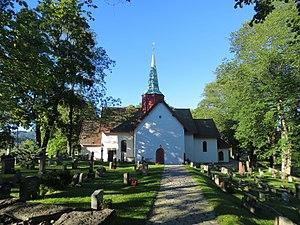 Haslum - Image: Haslum kirke rk 84489 IMG 9317