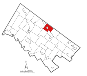 Hatfield Township, Montgomery County, Pennsylvania - Image: Hatfield Township Montgomery County