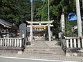 Hatiman torii.JPG