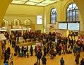 Hauptbahnhof Hannover Eingangshalle nach Sturmtief Friederike 19.01.jpg
