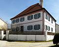 Hausen bei Geltendorf St Nikolaus Ring22 Ehem Pfarrhaus 002 201504 077.JPG