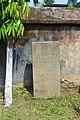 Headstone of Mary Arnold in Dutch Cemetery, Chinsurah.jpg