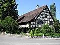 Hegenheim, Elsass, Fachwerkhaus.jpg