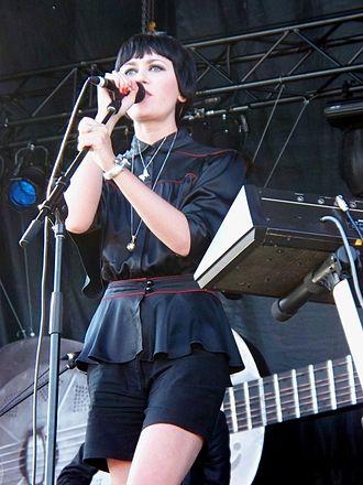 Helen Marnie - Helen Marnie at Ottawa Bluesfest in 2008