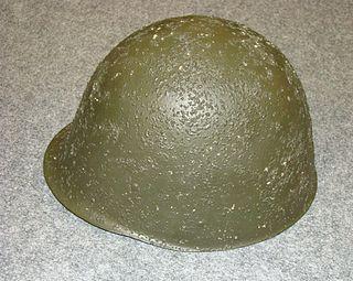 Soviet helmets during World War II - WikiMili, The Free Encyclopedia