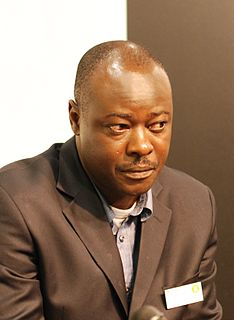 Helon Habila Nigerian novelist and poet (born 1967)