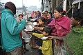 Helping Needy People - Makar Sankranti Observance - Ramkrishnapur Ghat - Howrah 2018-01-14 6413.JPG
