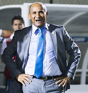 Henry Duarte Costa Rican football manager