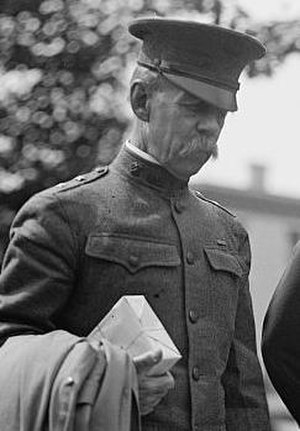 Henry Granville Sharpe - Brig. Gen. Henry G. Sharpe, 1917