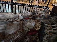 Henry the IV's tomb, Canterbury 09.JPG
