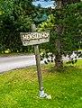 Henslerhof Schild Bruderhalde 37 Hinterzarten BW.jpg