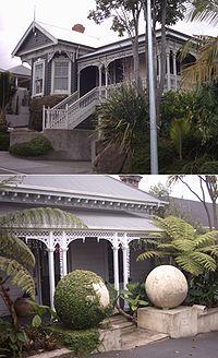 Heritage Houses In Freemans Bay
