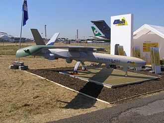 Elbit Systems - Elbit Hermes 450 unmanned aerial vehicle