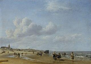 image of Adriaen van de Velde from wikipedia