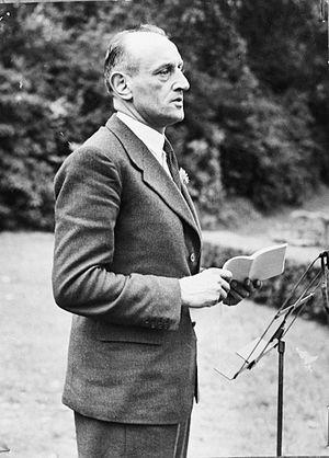 Gerrit Jan van Heuven Goedhart - Image: Heuven Goedhart 1944
