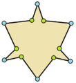 Hexagonal star d6 dodecagon.png