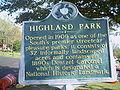 Highland Park Sign.JPG