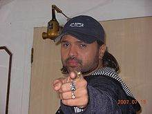 Photograph of Himesh Reshammiya