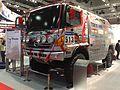 Hino 500 Series Dakar Rally 2011 racing truck - Tokyo Motor Show 2013.jpg