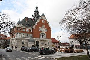 Hodonín - Town hall