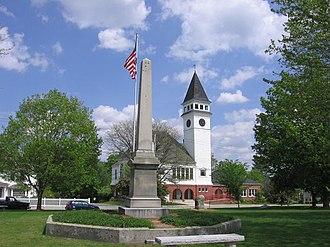 Hollis, New Hampshire - Image: Hollis