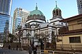 Holy Resurrection Cathedral in Tokyo - Собор Воскресения Христова - 東京復活大聖堂 - panoramio (3).jpg