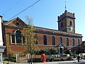 Holy Trinity Church, High Street, Guildford (April 2014, from Northeast).jpg