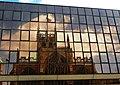 Holy Trinity reflected, Hull.JPG